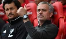 مورينيو يتحدث عن معاناة ليفربول وتشيلسي في الموسم المقبل