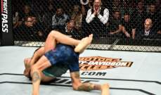 ماكغروغر يتلقى تحذيراً قاسي اللهجة من حكم مباراة MMA