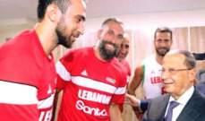باسل بوجي يشكر الرئيس و يتمنى اللقاء في النهائي !