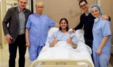 فيليبي لويس يغادر المستشفى بعد خضوعه للعملية الجراحية