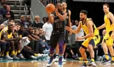 NBA: كيمبا والكر وانطوني ديفيس يقودان فريقيهما الى الانتصارات