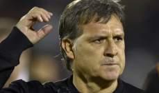مارتينو مرشح لتدريب المنتخب الاميركي