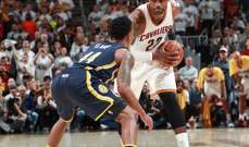 NBA: كليفلاند يتخطى انديانا بشق النفس والكليبرز يسقط امام يوتا جاز