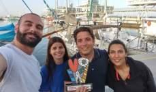 وفد بيروت ماراثون في قبرص لتعزيز التعاون مع ليماسول ماراثون
