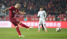 ماسكيرانو يقترب من الرحيل عن الدوري الصيني
