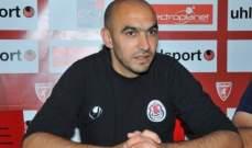 مدرب الفتح المغربي:سعيد باداء اللاعبين امام الزمالك
