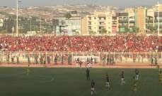 مشاهدات من مباراة النجمة و العهد في نهائي كأس النخبة