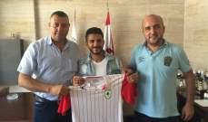 خاص:محمد شمص: ضحيت كثيرا لاجل النجمة وانا الان لاعبا في الشباب العربي