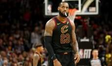 NBA : أوكلاهوما ثاندر يفوز على كليفلاند كافالييرز