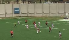 خاص : مشاهدات من مباراة التضامن صور والسلام زغرتا في كأس لبنان