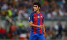 الينيا على اعتاب تجديد عقده مع برشلونة
