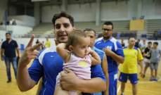 خاص :حسن صقر: فوج إطفاء بيروت قد يحقق نتائج جيدة في بطولة آسيا