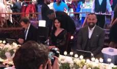 فادي الخطيب في لجنة حكّام ملكة جمال لبنان 2017