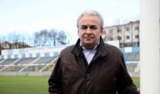 رئيس سبال مستاء من التعادل امام كييفو