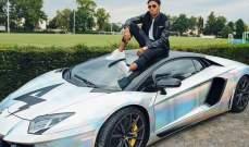 أوباميانغ يعرض سيارته اللامبورغيني للبيع