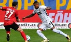 الدوري الألماني: التعادل السلبي يحكم مواجهة فرايبورغ بكرانكفورت