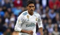 ريال مدريد يدرس التخلي عن فاران لمصلحة مان يونايتد