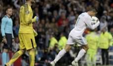 ريال مدريد المنهك يتعثر امام توتنهام ودورتمند تائه
