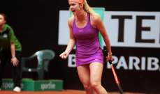 بطولة أستراليا المفتوحة: سفيتولينا تقصي كوتسيوك