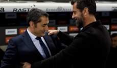 كيكي فلوريس : الفوز على برشلونة سيسجل في تاريخ النادي