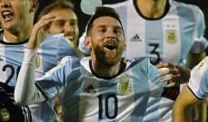 بيتزيلا: قيادة ميسي اوصلت الارجنتين الى كأس العالم