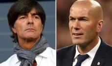 ريال مدريد يفكر الاطاحة بزيدان ويحدد البديل