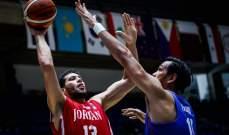 ابرز احصاءات مباراة الفيليبين و الاردن