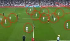الاس: ريال مدريد حاول اللعب ب12 لاعباً امام ريال بيتيس