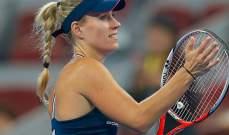 بطولة أستراليا المفتوحة: كيربر تضرب موعدا مع شارابوفا