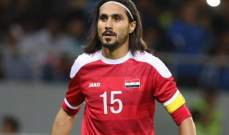 فشل صفقة انضمام السوري علاء الشبلي إلى المصري البروسعيدي