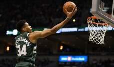 NBA : ميلواكي باكس يفوز على أتلانتا هوكس