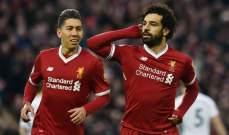 صلاح سعيد بتألقه مع ليفربول