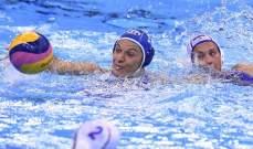 كرة الماء: روسيا إلى المربع الذهبي لبطولة العالم للألعاب المائية
