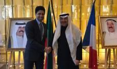 الخليفي يشارك باحتفالات الكويت