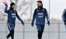 بيلاردو : ميسي بحاجة للفوز بكاس العالم ليصبح مثل مارادونا