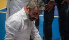 باتريك سابا : لعبنا مباراة صعبة في طرابلس وتحية للاعبين اللبنانيين