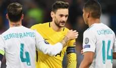 كيف جاءت علامات لاعبي ريال مدريد وتوتنهام بعد مباراة دوري الابطال؟