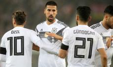 تصنيف الفيفا: ألمانيا تحتفظ بصدارة ولبنان يتقدم 13 مركزا