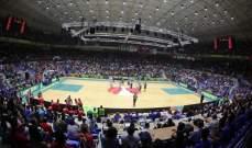 الاتحاد اللبناني لكرة السلة يشكر رئيس بلدية ذوق مكايل ايلي بعينو