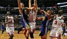 NBA:الواريرز يسقط للمرة الثانية على التوالي وفينيكس يتالق امام تشارلوت