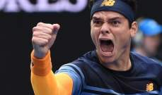 راونيتش يكمل مسيرته بنجاح في بطولة ليون الدولية