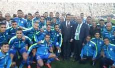 الرجاء البيضاوي بطلا لكأس العرش المغربي