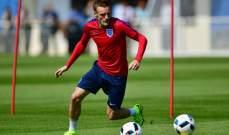 فاردي وميلنر خارج تشكيلة إنكلترا في المباراة الأولى في اليورو