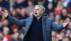 مانشستر يونايتد يخطط لابقاء مورينيو عشر سنوات