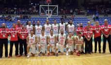 بطولة الأمم الآسيوية الـ29 للسلة :لبنان يواجه الفيليبين لتحديد المراكز
