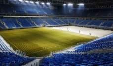 سان بطرسبورغ تدرس استضافة نهائي دوري ابطل اوروبا