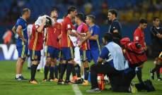 اسبانيا تحجز مقعدها في المربع الذهبي بمونديال الناشئين