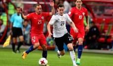 اختيارات  مسودة nba تعادل المانيا والتشيلي وانكلترا تتفوق على بولندا