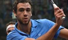 المصري رامي عاشور يعلن مقاطعته بطولة قطر الدولية للإسكواش