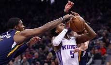 NBA : يوتاه جاز يفوز على ساكرامنتو كينغز